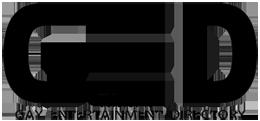 GEDmagazine logo